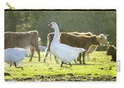 Hanging With The Herd Carry-all Pouch