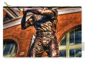 Hank Aaron In Hdr Carry-all Pouch