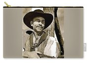 Hank Worden Publicity Photo Red River 1948-2008 Carry-all Pouch