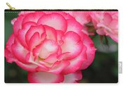 Hannah Gordon Floribunda Rose Carry-all Pouch