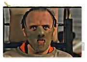 Hannibal Lecter Carry-all Pouch