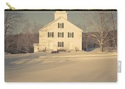 Hanover Center Church Etna New Hampshire Carry-all Pouch