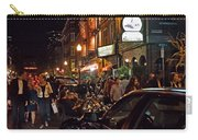 Hanover Street Nights - Boston Carry-all Pouch