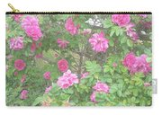 Hansa Roses Carry-all Pouch