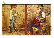 Hansel And Gretel Brothers Grimm Carry-all Pouch