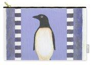 Hanukka Penguin Three Carry-all Pouch
