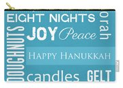 Hanukkah Fun Carry-all Pouch