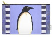 Hanukkah Penguin One Carry-all Pouch