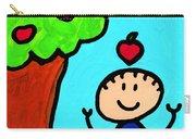 Happi Arti 6 - Sir Isaac Newton Art  Carry-all Pouch