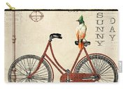 Happiness Is My Bicycle Carry-all Pouch