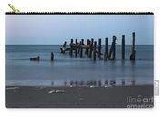 Happisburgh Beach Groynes Carry-all Pouch