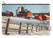 Happy Acres Farm Carry-all Pouch by Bill Wakeley