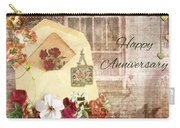 Happy Anniversary Mom And Dad Carry-all Pouch