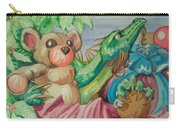 Happy Baby Dragon Carry-all Pouch