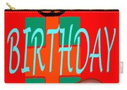 Happy Birthday 3 Carry-all Pouch