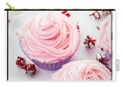 Happy Birthday Cupcakes Carry-all Pouch