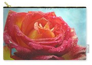 Happy Birthday Mom Rose Carry-all Pouch