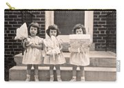 Happy Birthday Retro Photograph Carry-all Pouch