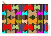 Happy Butterfly Dance Art For Kids Room  Daycare Playroom School Kindergarden Digital Graphic Signat Carry-all Pouch