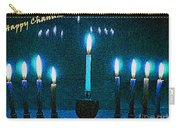 Happy Chanukah Carry-all Pouch