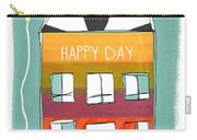 Happy Day Card Carry-all Pouch