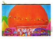 Happy Days At The Big  Orange Carry-all Pouch