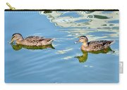 Happy Ducks Carry-all Pouch