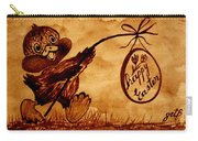 Happy Easter Coffee Art Carry-all Pouch