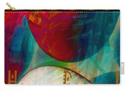 Happy Easter Greeting Card Carry-all Pouch