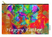 Happy Easter Mom And Dad Carry-all Pouch