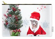 Xmas Holidays Greeting Card 108 Carry-all Pouch