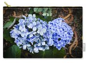 Happy Hydrangea Carry-all Pouch