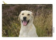 Happy Labrador Carry-all Pouch