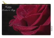 Happy Mother's Day Carry-all Pouch by Garvin Hunter