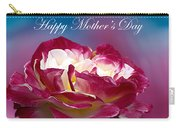 Happy Mother's Day Red Pink White Rose Carry-all Pouch