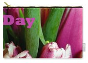 Happy Mothers' Day Tulip Bunch Carry-all Pouch