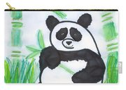 Happy Panda O.o. Carry-all Pouch