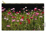 Happy Poppies Carry-all Pouch