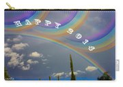 Happy Rainbows Carry-all Pouch