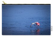 Happy Spoonbill Carry-all Pouch
