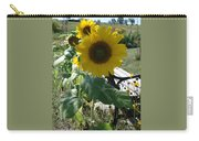 Happy Sunflowers Carry-all Pouch