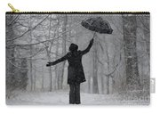 Happy Woman Carry-all Pouch