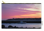 Harbor At Dawn Carry-all Pouch