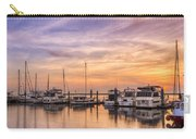 Harbor At Jekyll Island Carry-all Pouch