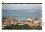 Harbor Entrance Marseille Carry-all Pouch