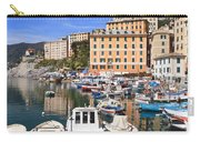harbor in Camogli - Italy Carry-all Pouch