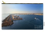 harbor in Porto Torres Carry-all Pouch