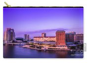 Harbor Island Carry-all Pouch by Marvin Spates