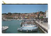 Harbor Scene Cassis  Carry-all Pouch