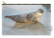 Harbor Seal Carry-all Pouch